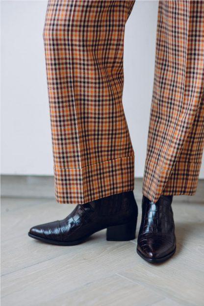 Pantalon tonos tierra
