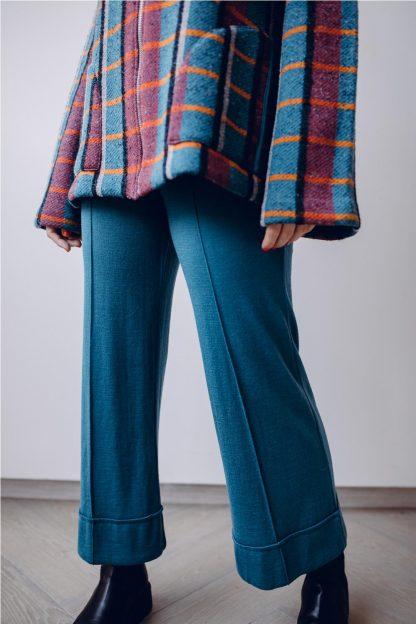 Pantalon de lana