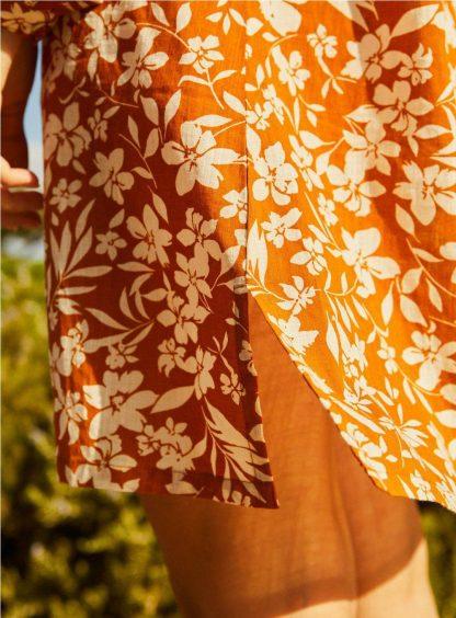 Vestido Tahitia TEJA