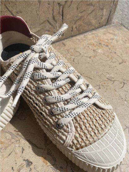 Sneaker vegana BEIGE