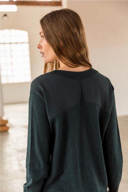 Jersey estilo túnica